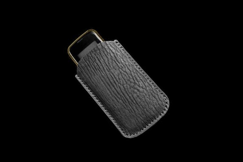 best service efd96 6030a Shark Leather Luxury Customization by MJ
